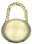 Champ Medal -Dual Plated Presidential  Belts