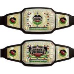 Fantasy Football Championship Belt Belts