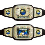 Corn Hole Championship Belt Belts