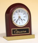 Rosewood Piano Finish Clock Clocks
